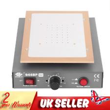 "Vacuum Pump LCD Glass Screen Heat Separator Hot Plate 7"" Cellphone Screen Repair"
