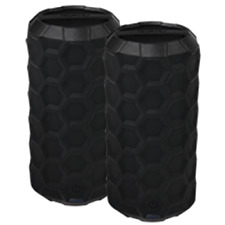 CANZ H20 Wireless Bluetooth Speakers (Pair) - Refurbished