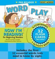 Now I'm Reading! Pre-Reader: Word Play NIR! Leveled Readers