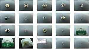 ROLEX cal 1030 1035 1036 1040 1055 1065 1066 spare parts NOS - check description