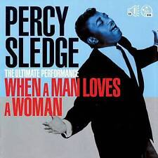 The Ultimate Performance - When A Man Loves A Woman - Cd+Dvd, New Music