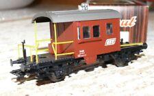 M21  Liliput 245 51 Güterzug Begleitwagen Bodensee-Toggenburg Bahn A/c Wechsel
