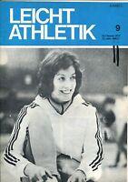 Leichtathletik Nr. 9/1972