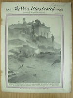 WAR ILLUSTRATED MAG No 106 SEPTEMBER 20th 1941 SCORCHED EARTH POLICY