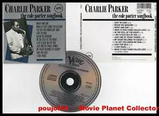 """CHARLIE PARKER """"The Cole Porter Songbook"""" (CD) 1991"""