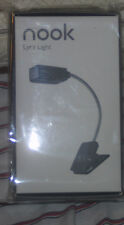 Lyra  Black  Light Clip On LED Light by Barnes and Noble New In Box