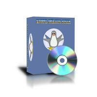KNOPPIX LINUX Operating system bootable Live system on DVD