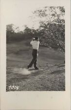 SPORTS GOLF SALTA ROSARIO DE LA FRONTERA BEJARANO 1004 REAL PHOTO 1942