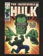 Incredible Hulk # 115 VF/NM Cond.
