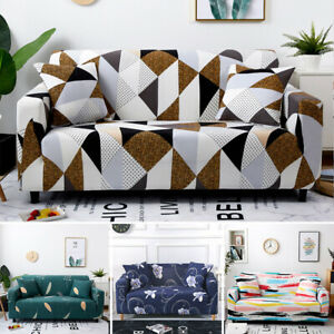 99% Common Elastic Sofa Slipcovers L Shape Corner Sofa Couch Covers Home Decor