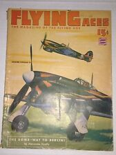 Flying Aces Magazine The Bomb Way To Berlin September 1943 010217RH