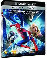 THE AMAZING SPIDERMAN 2 EL PODER DE ELECTRO BLU ULTRA HD 4K NUEVO ( SIN ABRIR )