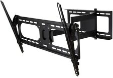 SwiftMount Full Motion TV Wall Mount for 37 in. - 80 in. Flat Panel TVs