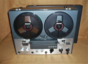 Tonbandmaschine Tonbandgerät Uher Variocord 263 in 2 oder 4 Spur Stereo