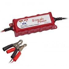 Sterling Power 12 V/1 A voltaje constante Batería Mantenedor/Cargador B121