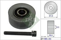 INA Timing Belt Deflection Guide Pulley 532 0472 10 532047210 - 5 YEAR WARRANTY