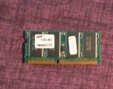 IBM 20L0241 64MB PC66 Memory RAM SO-DIMM 20L0241 IBM kmm466s823ct2-fo Notebook
