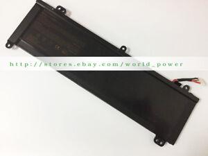 Genuine 6-87-N550S-4E42 N550BAT-3 battery For Clevo N550RC N550RN/RC N551/RN/RC