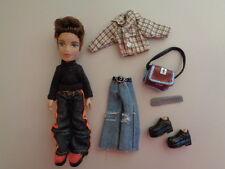 BRATZ LIL BRATZ BOYZ DYLAN BOY DOLL MINIATURE MINI COLLECTABLE WITH CLOTHES