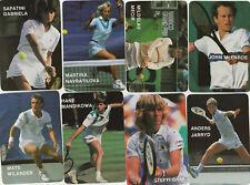 New listing 1987 Moriga Tennis Pocket Calenders Complete Set with McEnroe and Lloyd