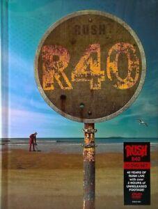 Rush - R40 (10 DVD) 40 Years of Rush Live - NEU&OVP!!! 2017