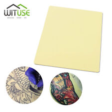 Professional Tattoo Practice Blank Sheet Fake Skin For Needle Ink Practicing 78