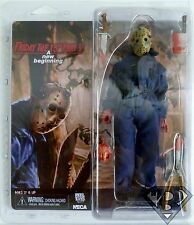 "JASON VOORHEES IMPOSTOR ROY Friday the 13th Part 5 Clothed 8"" Figure Neca 2014"