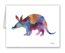Aardvark Note Cards With Envelopes