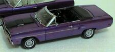 1970 Plymouth Road Runner INVIOLET w/ black interior GMP