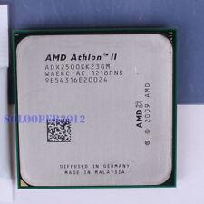 Free shipping AMD Athlon II X2 250 3 GHz Dual-Core AM3 ADX250OCK23GM CPU