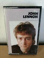 The John Lennon Collection Cassette Retro Music Collectable Cassette