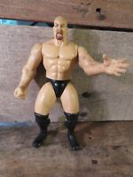 Stone Cold STEVE AUSTIN Loose Figure Jakks 1996 WWE WWF Wrestling Toy