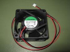 Axial-ventilador Sunon kd1206pts3 60x60x25mm 12v 1,1w - 25dba - 28,88m³/h rodamientos normales