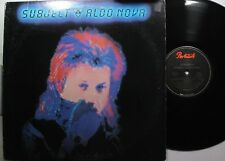 Rock Lp Aldo Nova Subject… On Portrait