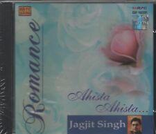 Ahista Ahista - Rmoance - Ghazals By jagjit Singh   [cd] 1st Edition Cd