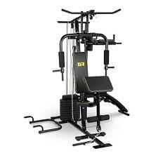 Stazione Multifunzione Fitness Palestra A Casa Training Allenamento Con Pesi