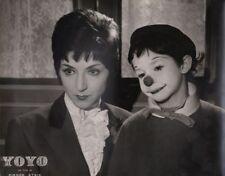 """LUCE KLEIN & PHILIPPE DIONNET in """"Yoyo"""" - Original Vintage Photo - 1965"""