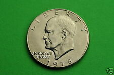 1978-P  Brilliant Uncirculated Eisenhower US One Dollar Coin