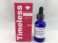 New in Box! Timeless Matrixyl 3000+ Hyaluronic Acid Serum 1fl oz / 30ml