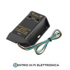 Convertitore adattatore di segnale da amplificato a preamplificato uscita rca