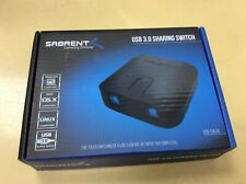 Sabrent USB 3.0 Sharing Switch for Multiple Computers and Peripherals USB-SW30