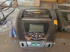 Zebra QLn420 Direct Thermal Wireless Printer w/ac adapter