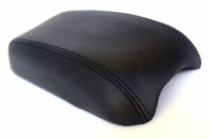 Fits 00-05 Dodge Neon Synthetic Leather Armrest Center Console Cover Black