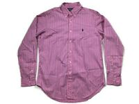 Ralph Lauren Long Sleeve men`s Shirt Size 15 1/2 sleeve 34/35. chest 46 in