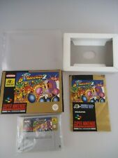 Super Bomberman 2 - SNES Super Nintendo (2841)