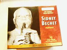 Bechet , Sidney Portrait 10 10 CD NEU OVP