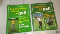 Tom Watson - Le petit jeu au golf + Les nouvelles règles de golf