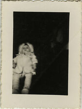 PHOTO ANCIENNE - VINTAGE SNAPSHOT - POST MORTEM ENFANT MORT DÉFUNT - DEAD CHILD