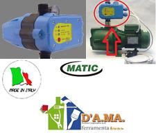 PRESSOSTATO PRESSCONTROL HYDROMATIC 2 HP MATIC REGOLAZIONE PRESSIONE AUTOCLAVE
