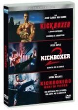 KICKBOXER TRILOGIA  3 DVD  COFANETTO  AZIONE